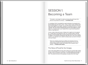 Team Training Manual Book